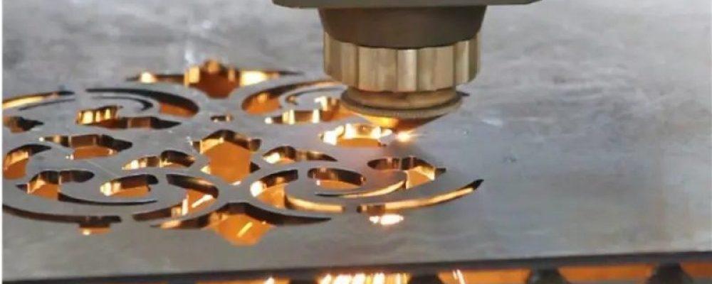 برش فلزات با لیزر